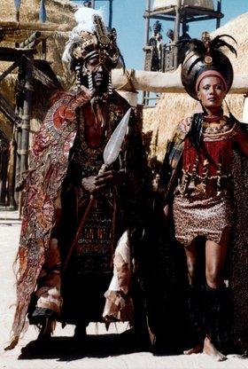 Der Krieger - Shaka Zulu