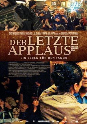Der letzte Applaus Poster