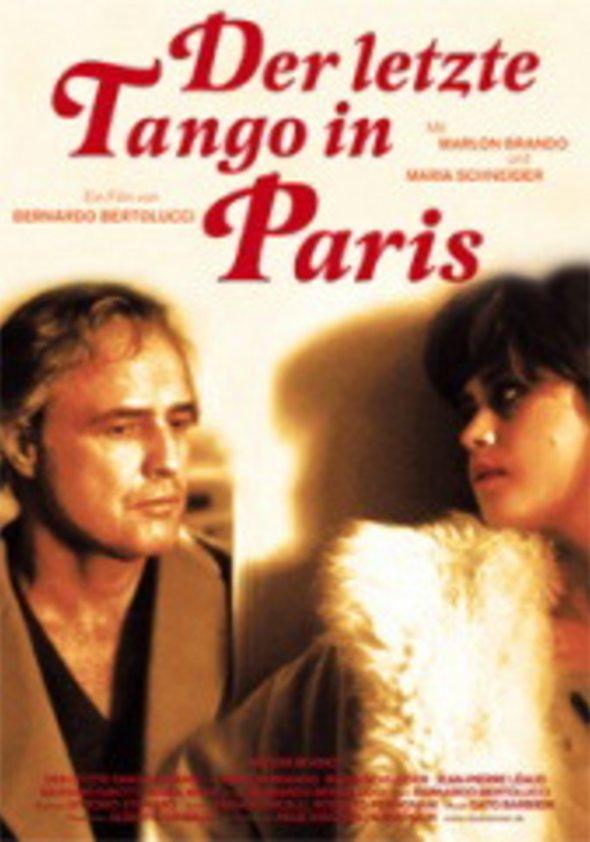 Der letzte Tango in Paris Poster