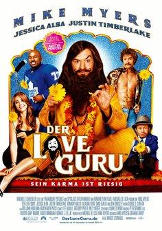 Der Love Guru Poster
