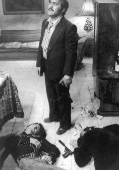 Der Mafia-Boß - Sie töten wie Schakale Poster