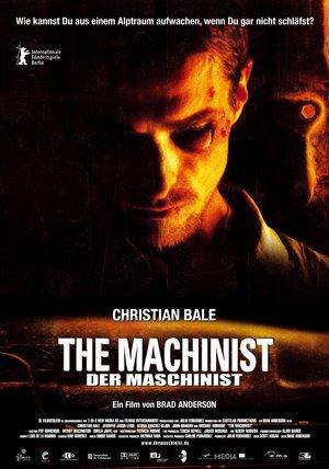 Der Maschinist Poster