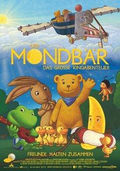 Der Mondbär - Das große Abenteuer Poster