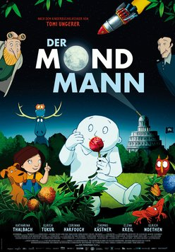 Der Mondmann Poster