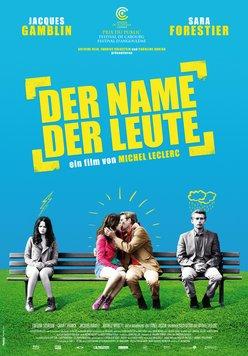 Der Name der Leute Poster