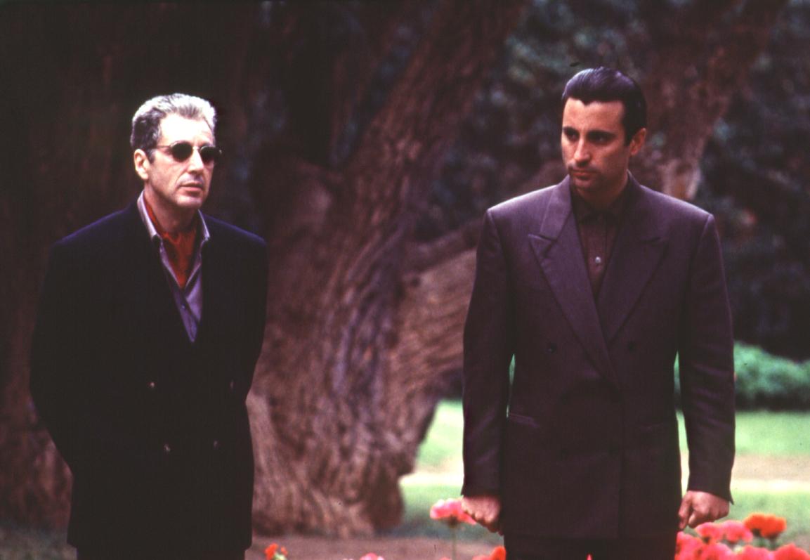 Der Pate Iii Film 1990 Trailer Kritik Kinode