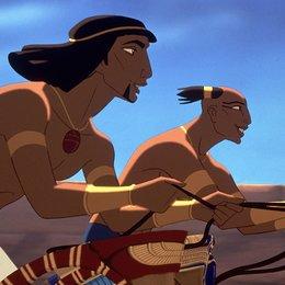 Der Prinz von Ägypten - Trailer Poster