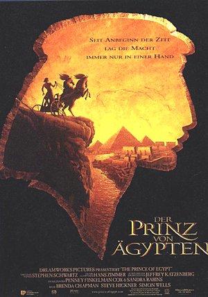 Der Prinz von Ägypten Poster