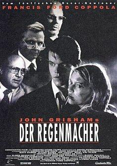 Der Regenmacher Poster