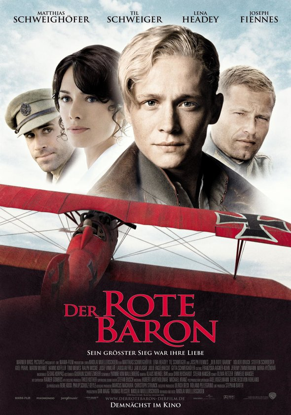 Der Rote Baron Poster