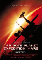 Der rote Planet - Expedition Mars (IMAX) Poster
