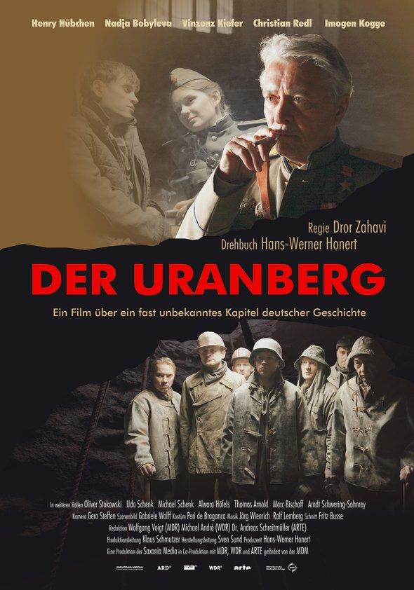 Der Uranberg Poster