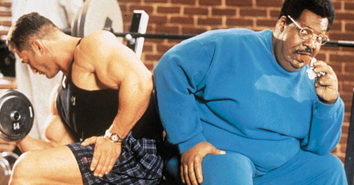 Der Verrückte Professor Film 1996 Trailer Kritik Kinode