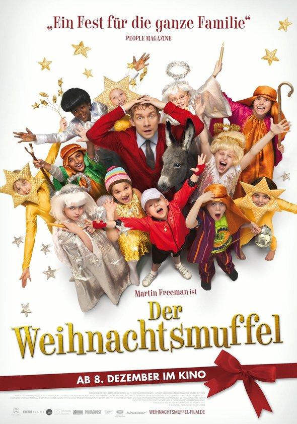 Der Weihnachtsmuffel Poster