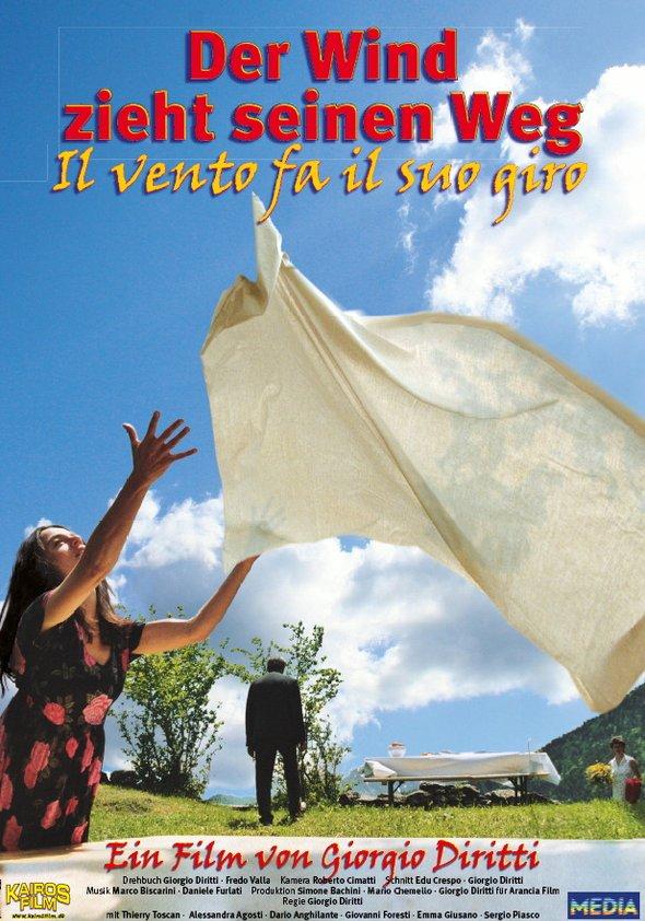 Der Wind zieht seinen Weg Poster