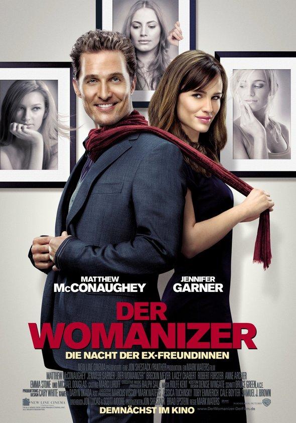 Der Womanizer - Die Nacht der Ex-Freundinnen Poster