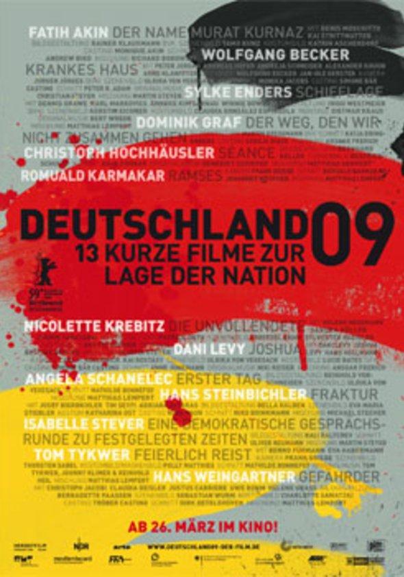 Deutschland 09 Poster