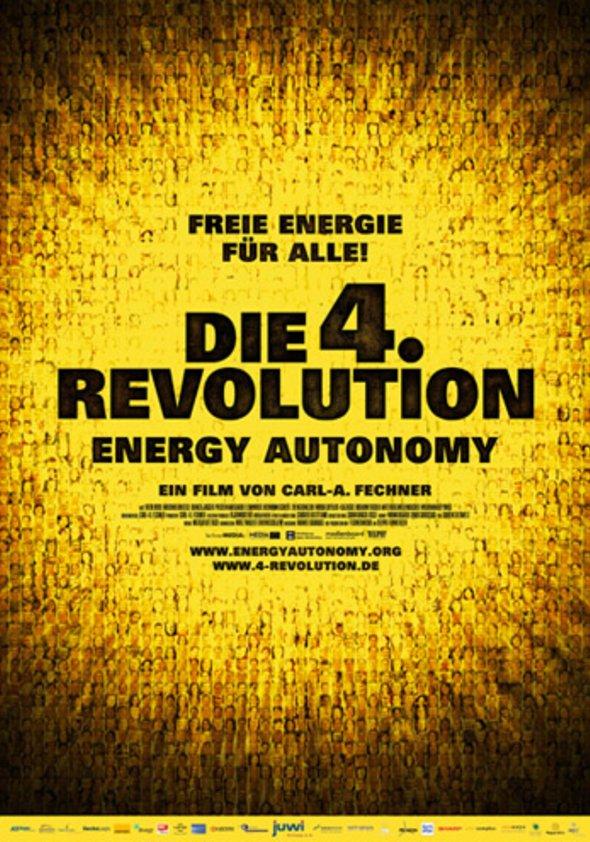 Die 4. Revolution - Energy Autonomy Poster
