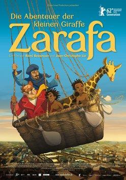 Die Abenteuer der kleinen Giraffe Zarafa Poster