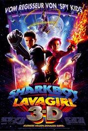 Die Abenteuer von Shark Boy und Lava Girl