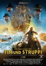 Die Abenteuer von Tim und Struppi Poster