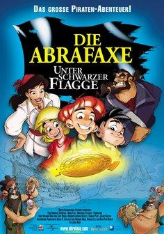 Die Abrafaxe - Unter schwarzer Flagge Poster