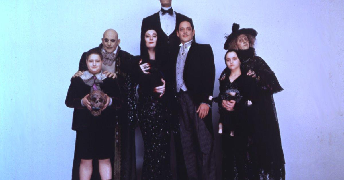 Addams Family In Verrückter Tradition Stream German