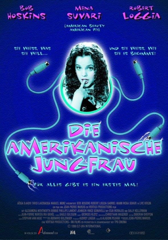 Die amerikanische Jungfrau Poster