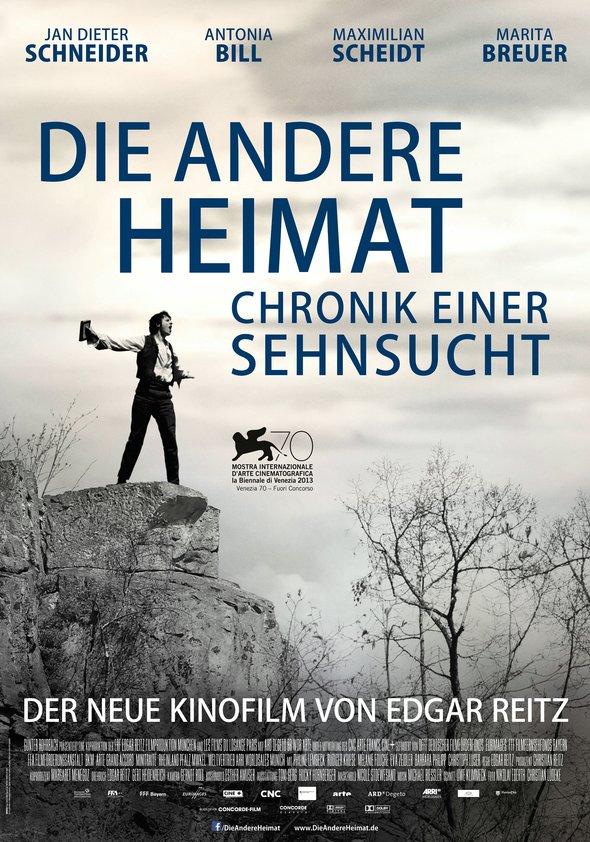 Die andere Heimat - Chronik einer Sehnsucht Poster