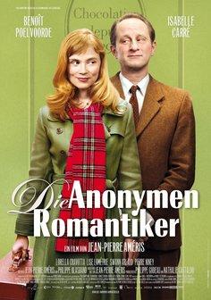 Die Anonymen Romantiker Poster