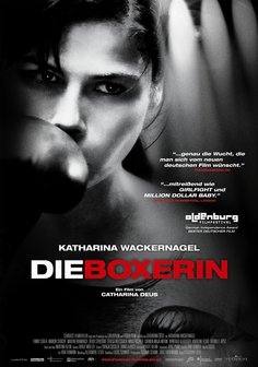 Die Boxerin Poster