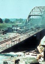 Die Brücke von Arnheim Poster
