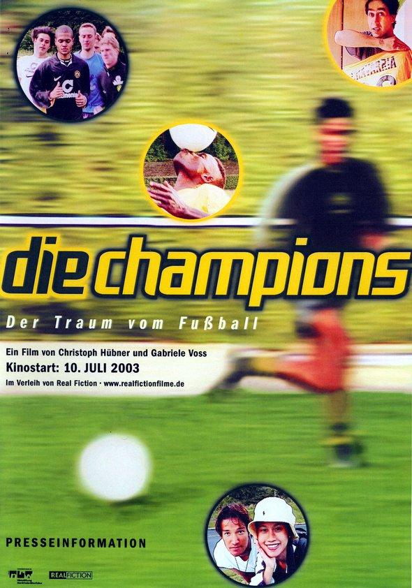 Die Champions Poster