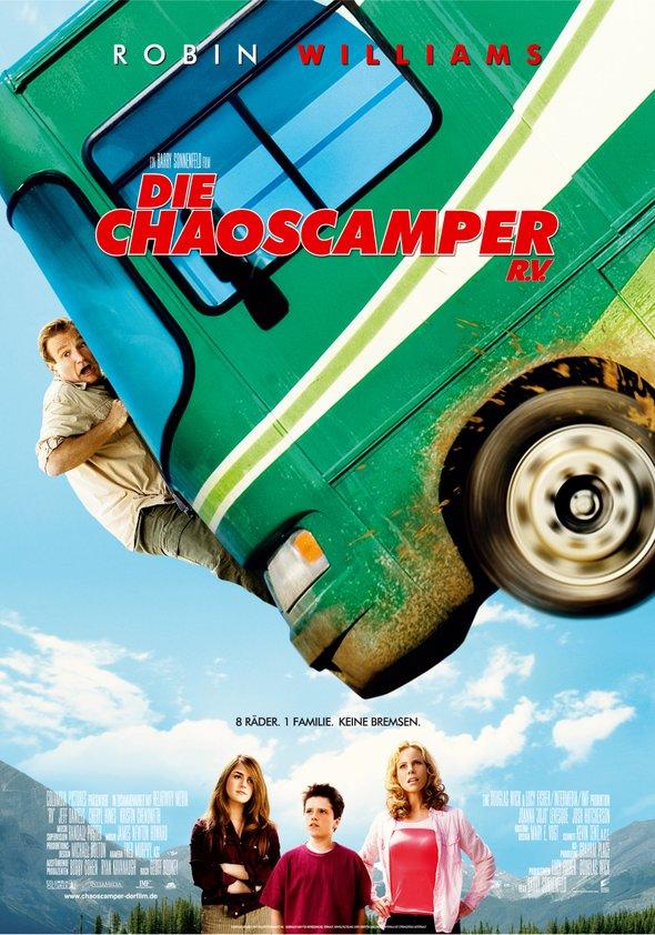 Die Chaoscamper Poster