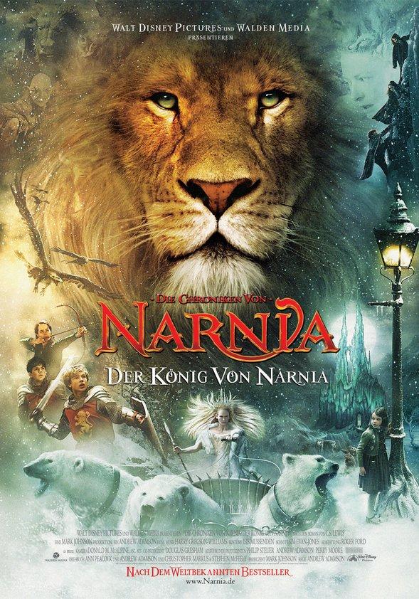 Die Chroniken von Narnia: Der König von Narnia Film (2005) · Trailer ...