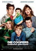 Die Coopers - Schlimmer geht immer Poster