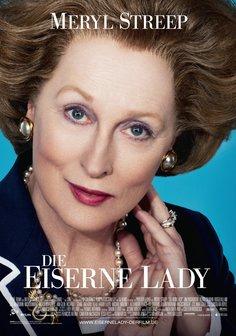 Die Eiserne Lady Poster