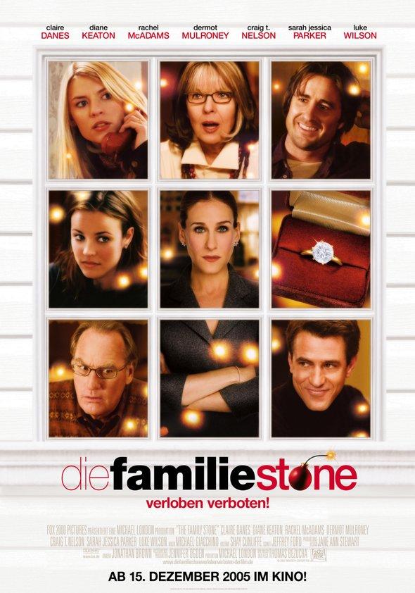 Die Familie Stone - Verloben verboten! Poster