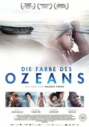 Die Farbe des Ozeans Poster