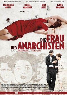 Die Frau des Anarchisten Poster