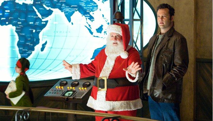 Die Gebrüder Weihnachtsmann - Trailer Poster