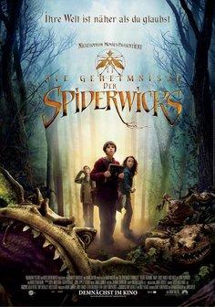 Die Geheimnisse der Spiderwicks Poster