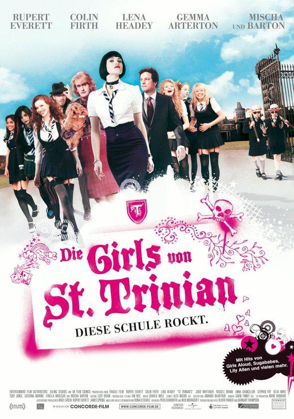 Die Girls von St. Trinian Poster