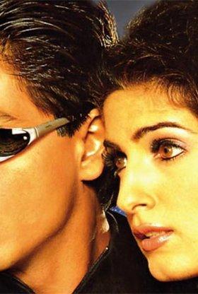 Die große 20er Shahrukh Khan Bollywood Box