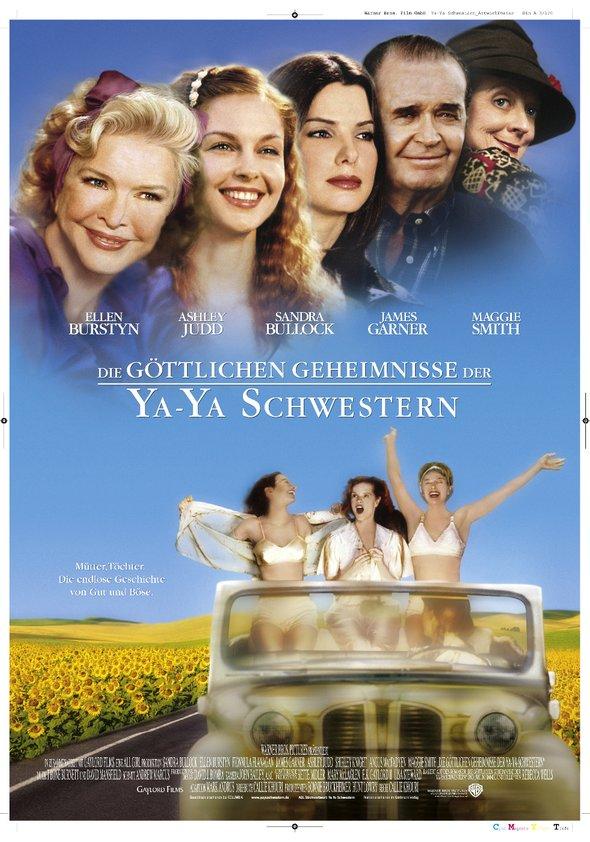Die göttlichen Geheimnisse der Ya-Ya Schwestern Poster