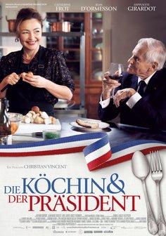 Die Köchin und der Präsident Poster