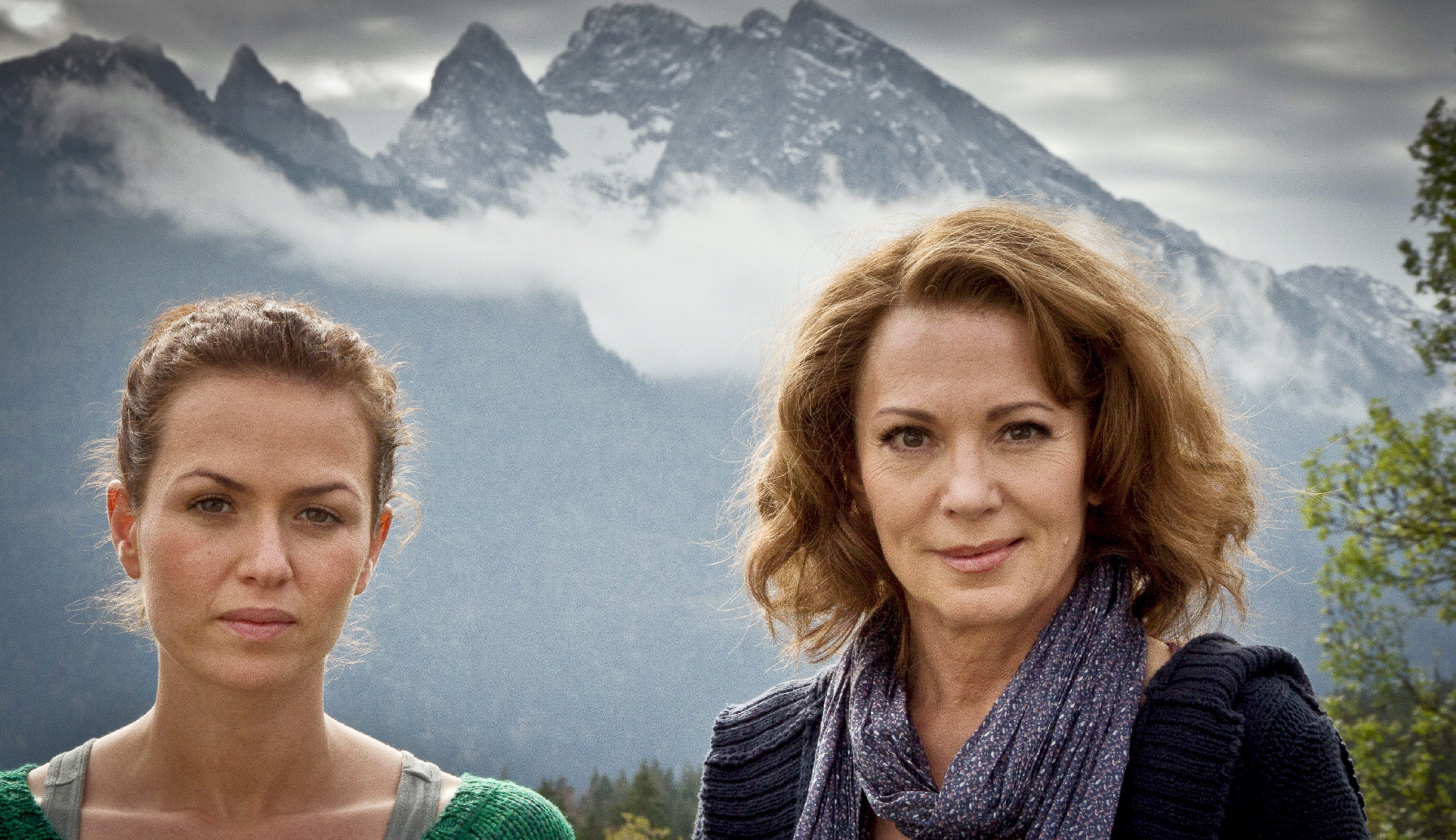Die Kronzeugin - Mord in den Bergen