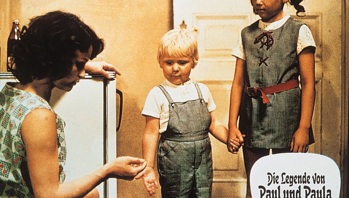 Die Legende von Paul und Paula - Trailer Poster