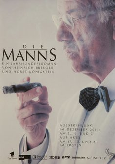 Die Manns - Ein Jahrhundertroman Poster