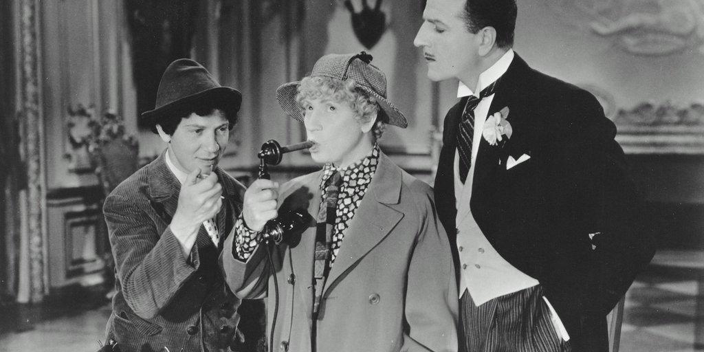 Die Marx Brothers Im Krieg Film 1933 Trailer Kritik Kinode